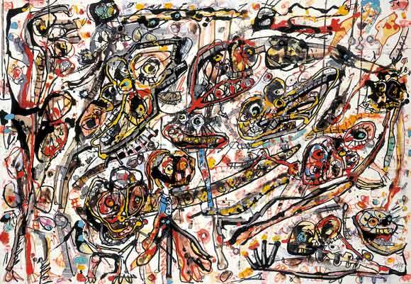 Antonio Saura Antonio Saura List of artists in the collection