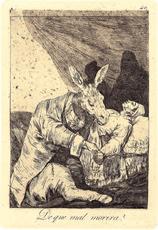 Goya. De que mal morirá
