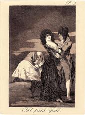 Goya. Tal para qual