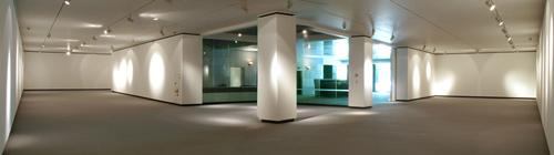 Sala de exposiciones, Madrid