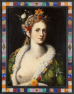 Flora meretrix, 1590