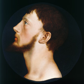 "Imagen de la obra ""Sir Thomas Wyatt el joven"""