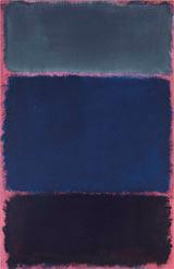 Mark Rothko, Sin título, 1968