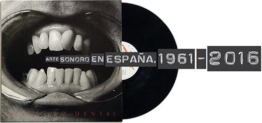 """Depósito Dental, """"Depósito Dental"""", 1986. Vinilo. Biblioteca Fundación Juan March"""