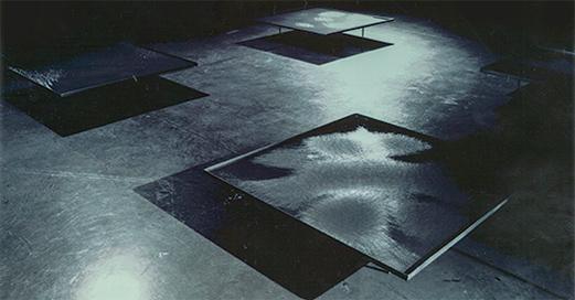 """Mikel Arce, """"*.WAV"""", 2004. Instalación sonora. Colección del artista"""
