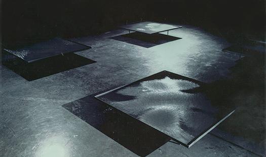 """Mikel Arce. """"*.WAV"""", 2004. Instalación sonora. Colección del artista"""
