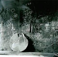 Ivo Přeček, Pracovní tabule II [Working board II], 1965