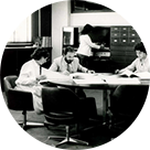 The Science Library was launched in 1974 with the collection of research work and publications produced under the Fellowship and Special Grants program that the Foundation started in 1958