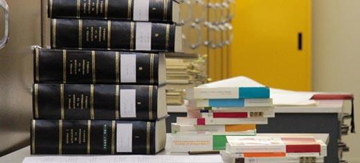 Biblioteca depositaria FJM