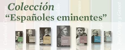 "Colección ""Españoles Eminentes"""