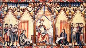 En la corte de Alfonso X el Sabio