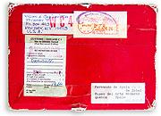 """""""WC4 Box'83"""", autoría múltiple (100 artistas)  Nueva York, Ruhe, 1983. Colección Fundación Juan March"""