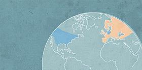 La crisis a los dos lados del Atlántico: la solución de EE.UU. y la de Alemania (Europa)