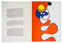 """Derrière le miroir"", nº 173 dedicado a Calder. París, Galerie Maeght, 1968. Colección Fundación Juan March"