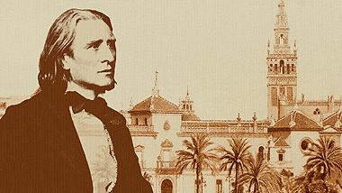 Liszt en España (1844-1845)