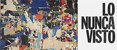 Jacques Villeglé. Boulevard Saint Martin, 1959. Fondation Gandur pour l'Art, Ginebra© Fondation Gandur pour l'Art, Ginebra. Foto: Sandra Pointet