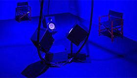 """Ramón González-Arroyo, """"L'isla des Neumas"""", 2007. Instalación sonora. Colección del artista"""