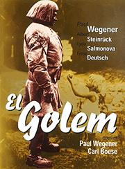 """""""El Golem"""" de Paul Wegener y Carl Boese"""