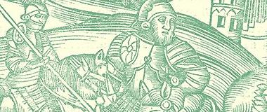 Caballeros, pícaros y pastores. La novela que leyó Cervantes y la que escribió