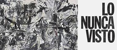 "Emilio Vedova. ""Scontro di Situazioni '59 – I-1"" [Choque de situaciones '59 – I-1], 1959. Fondation Gandur pour l'Art, Ginebra. © Fondation Gandur pour l'Art, Ginebra. Foto: Sandra Pointet"
