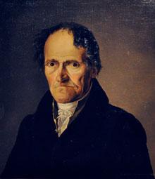Retrato de Anton Walter