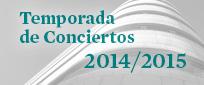 Descargar PDF con la temporada de música 2014-15