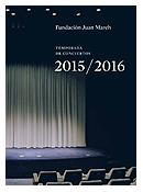 Temporada de Música. 2015-16 (PDF, 4 MB)