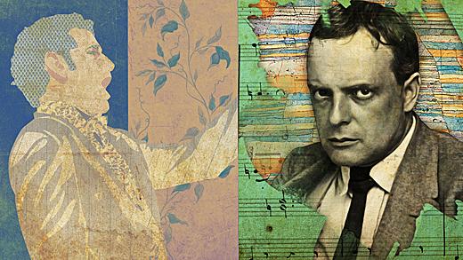 Imagen descriptiva de 'Una mañana en la ópera' y 'Paul Klee, el pintor violista'