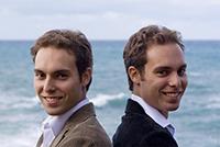 Oliver y José María Curbelo