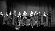 Alumnos de la Escuela Superior de Canto de Madrid