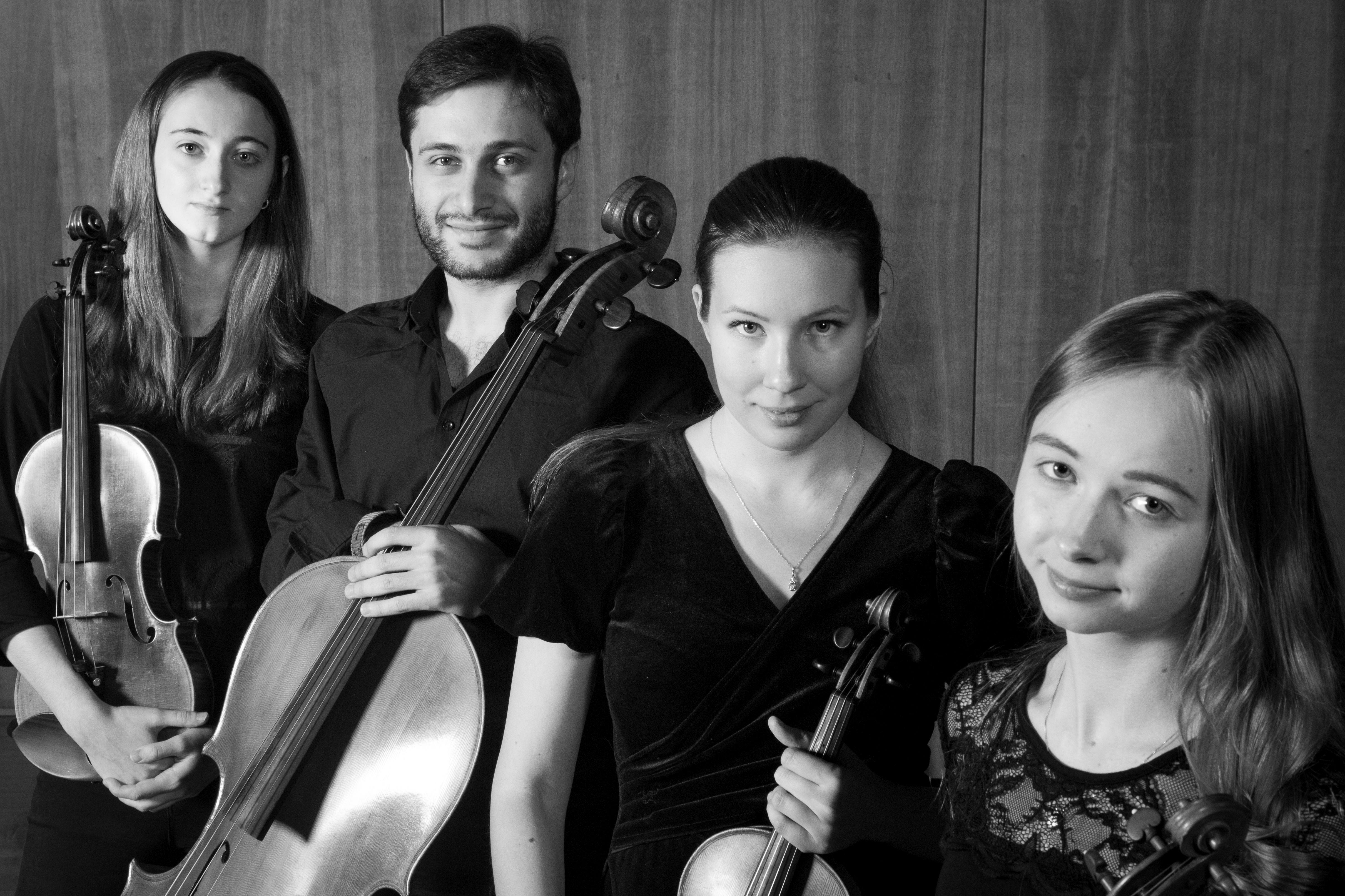 Cuarteto Mendelssohn de BP