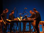 Esclats-Cuarteto de percusión