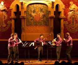 Quintet Frontela