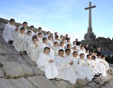 Escolanía de la Santa Cruz del Valle de los Caídos