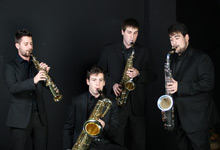 Cuarteto de Saxofones Adsax