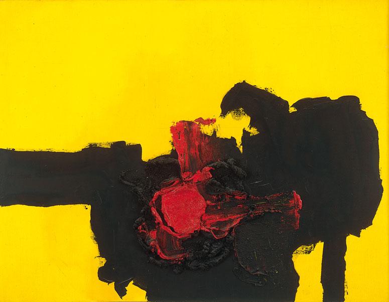 Pintura: Luis Feito