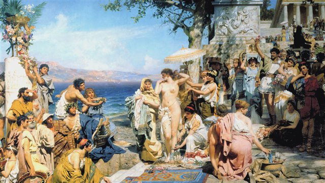 The mysteries of Eleusis