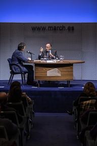 De izda. a drcha.: Íñigo Alfonso y Jaime Lamo de Espinosa