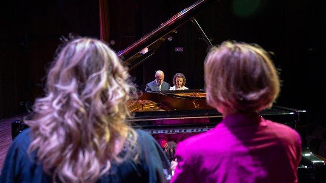 Strauss sinfónico a ocho manos