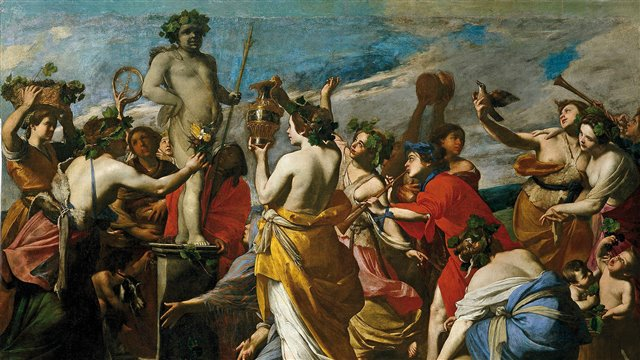 Myth and ritual in the Dionysian Misteries