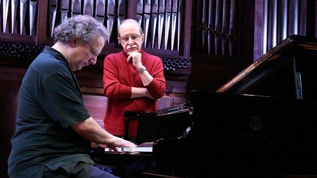 Uri Caine and improvisation in jazz