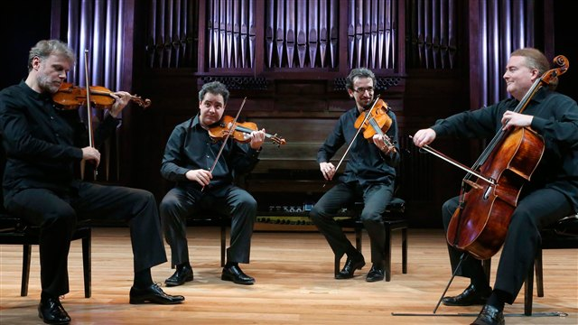 The Forgotten Tradition: The String Quartet in Spain (1863-1914). Premieres and repremieres of Bretón and Del Campo