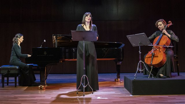 Aula de (Re)estrenos (109). Voces inéditas: mujeres compositoras