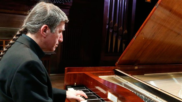Románticos al fortepiano