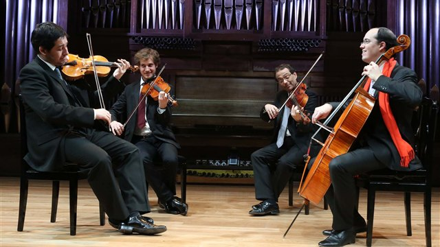 The Forgotten Tradition: The String Quartet in Spain (1863-1914). Melodists and modernists: three premieres by the Cuarteto Francés