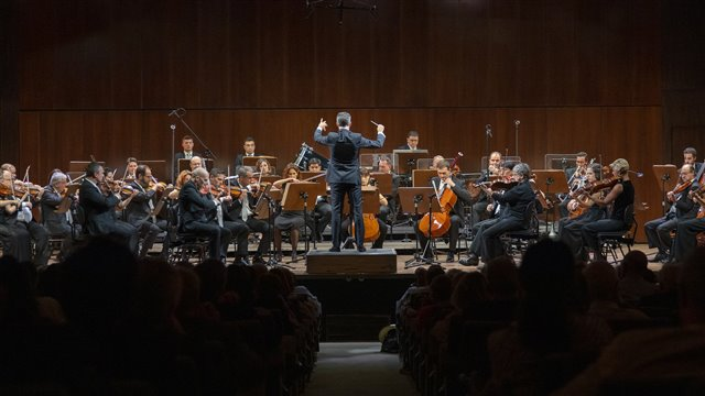 """Mendelssohn: Sinfonía n o 4, """"Italiana"""". Saltarello. Presto"""