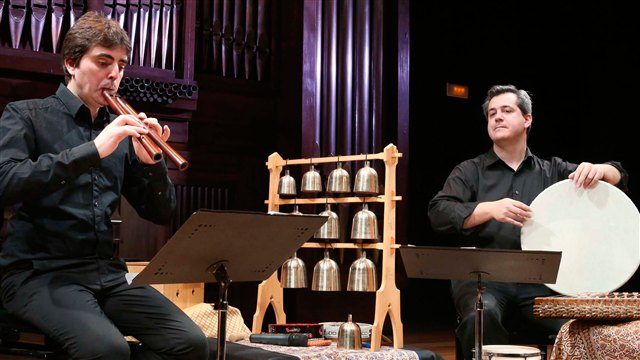 Medieval Virtuosity in a Duo