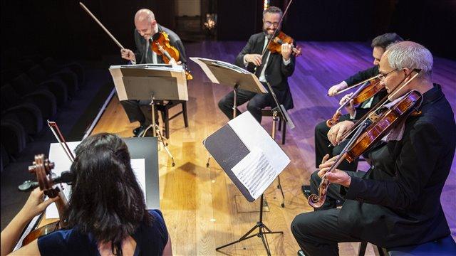 José Palomino: Quinteto n o 1. Allegro brillante