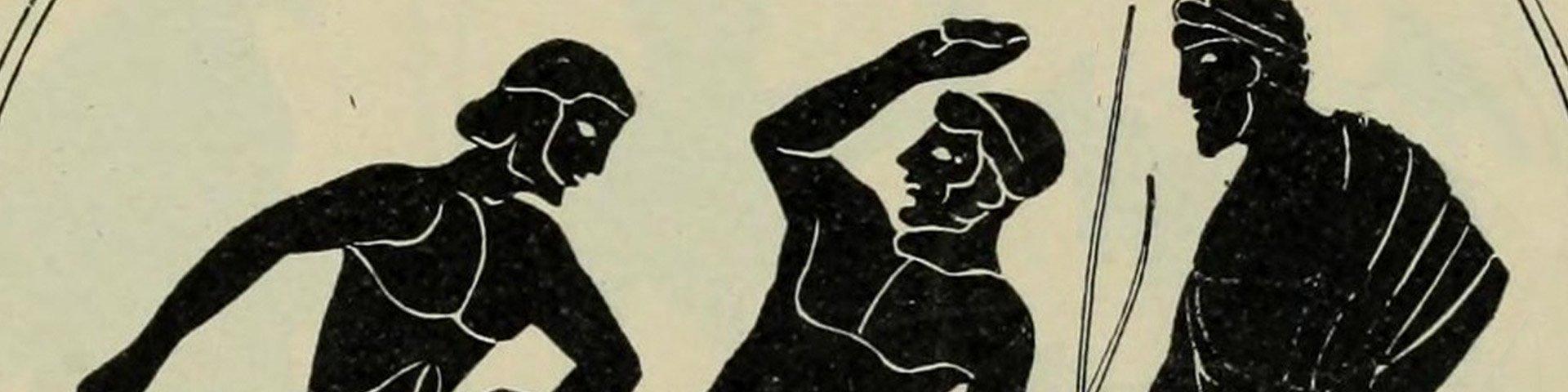 Los Juegos Olímpicos en la Grecia antigua