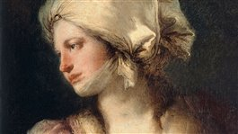 Giandomenico Tiepolo (1727-1804). Diez retratos de fantasía